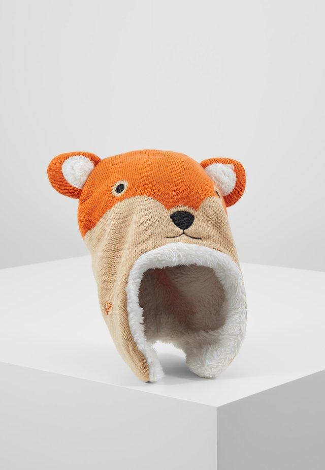 LITTLE FOX BEAN - Berretto - apricot orange
