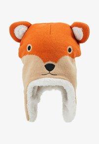 Quiksilver - LITTLE FOX BEAN - Czapka - apricot orange - 1