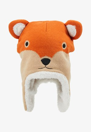 LITTLE FOX BEAN - Bonnet - apricot orange