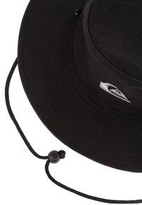 Quiksilver - BUSHMASTER - Sombrero - black - 5