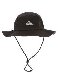 Quiksilver - BUSHMASTER - Sombrero - black - 2