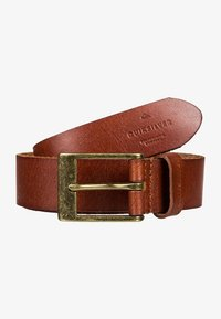 Quiksilver - Belt - chocolate brown - 0