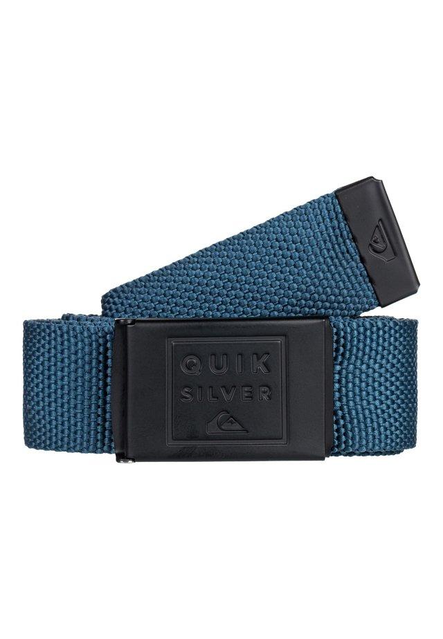 QUIKSILVER™ PRINCIPLE - GÜRTEL AUS GURTBAND EQYAA03892 - Ceinture - majolica blue