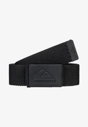 PRINCIPAL SCHWACK - AUS GURTBAND - Belt - black