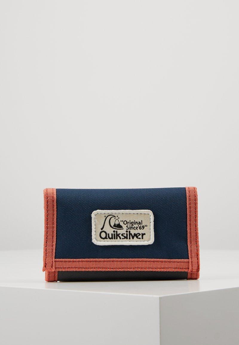 Quiksilver - THEEVERYDAILY - Portfel - blue/orange