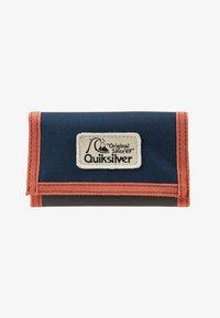 Quiksilver - THEEVERYDAILY - Portfel - blue/orange - 1