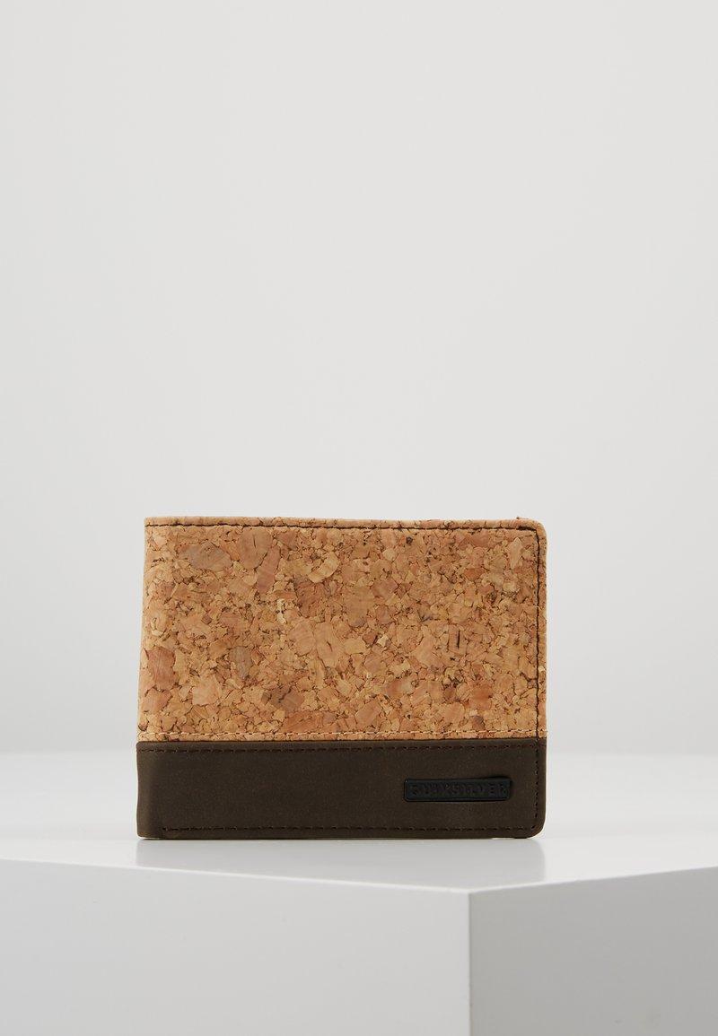 Quiksilver - NATIBERRY - Lompakko - brown
