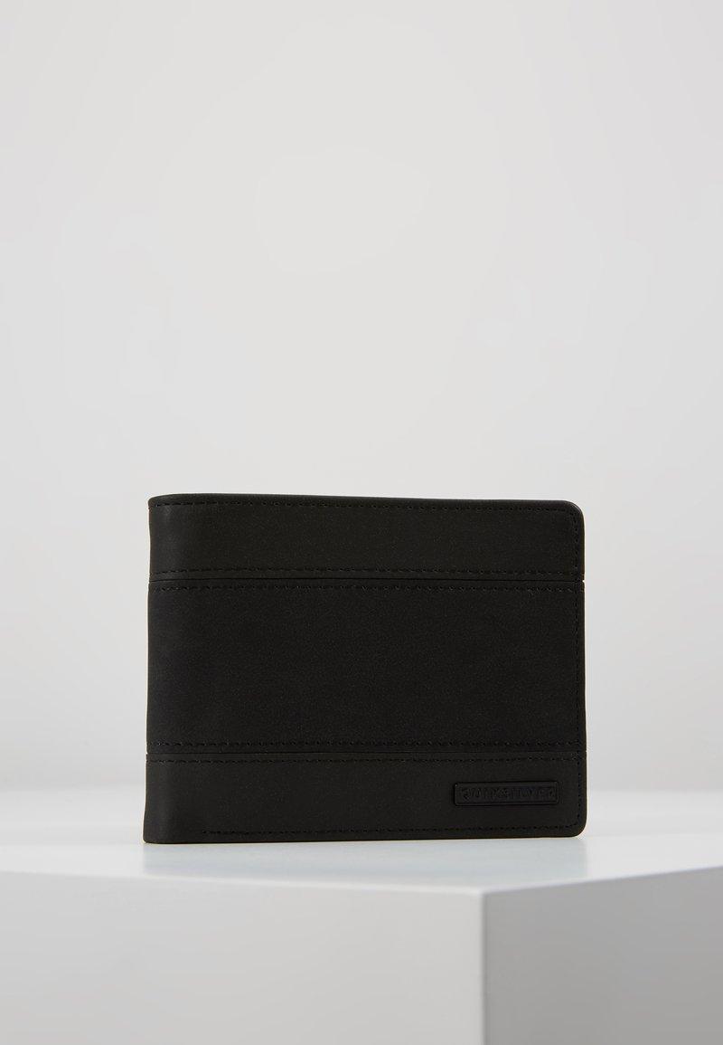 Quiksilver - SUPP SLIM TRIFOII - Geldbörse - black