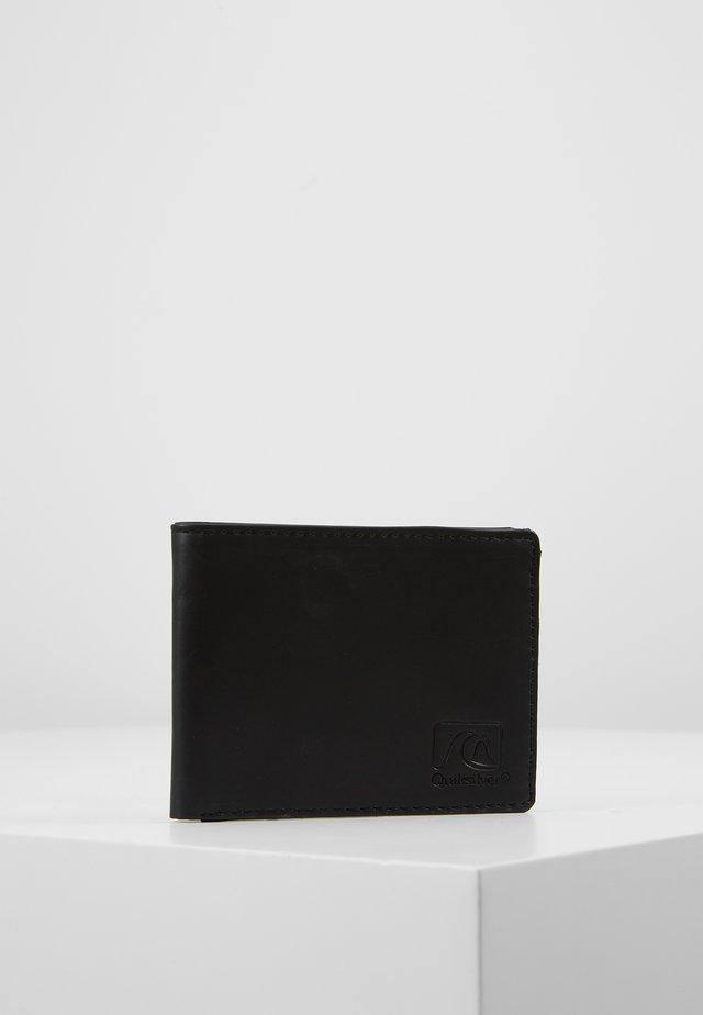 SLIM VINTAGEIV - Plånbok - black