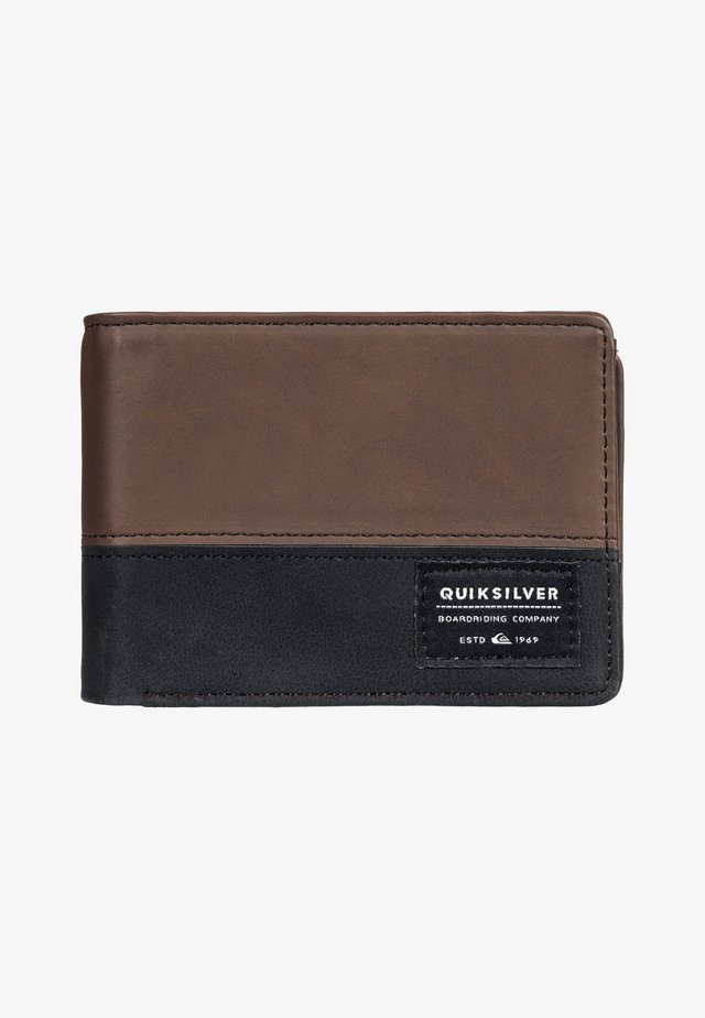 EQYA - Wallet - chocolate brown