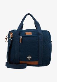 Quiksilver - PREMIUM CARRIER - Briefcase - blue - 5