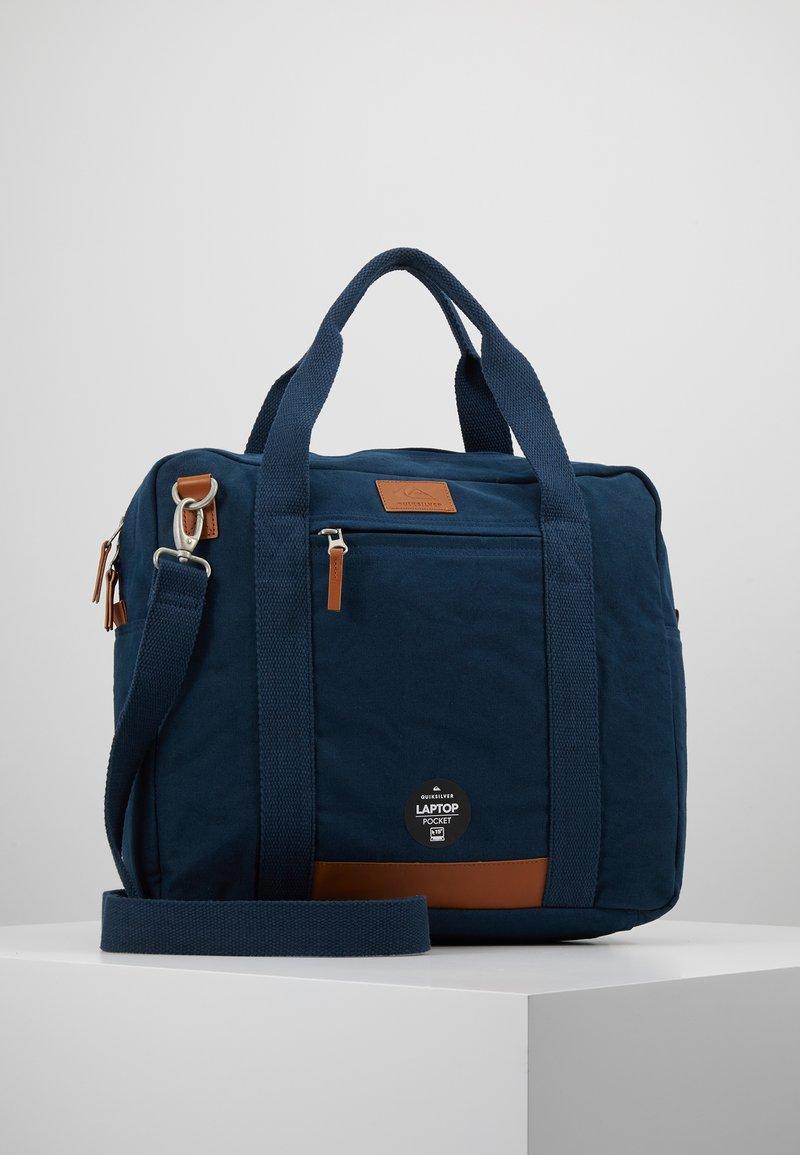 Quiksilver - PREMIUM CARRIER - Briefcase - blue