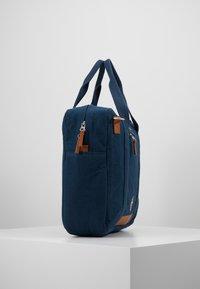 Quiksilver - PREMIUM CARRIER - Briefcase - blue - 3