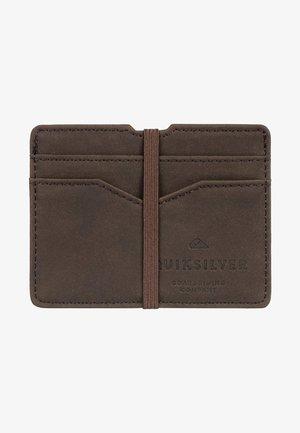 Portemonnee - chocolate brown