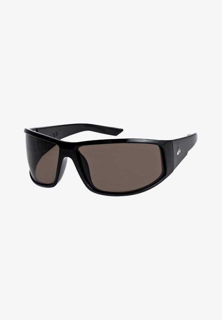 Quiksilver - Lunettes de soleil - shiny black/grey