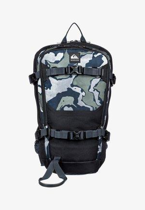Hiking rucksack - mottled anthracite