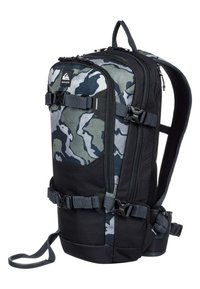 Quiksilver - Hiking rucksack - mottled anthracite - 2