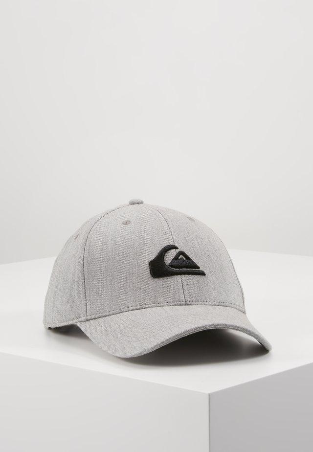 DECADES  - Lippalakki - light grey heather