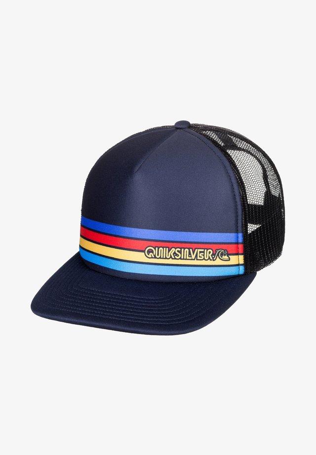GASHER - Cap - navy blazer