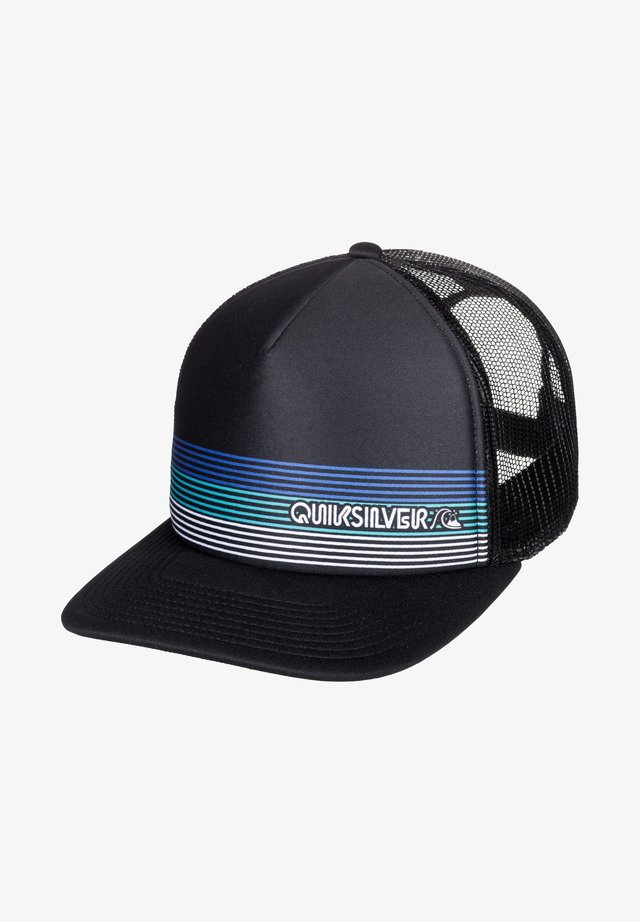 GASHER - Cap - black