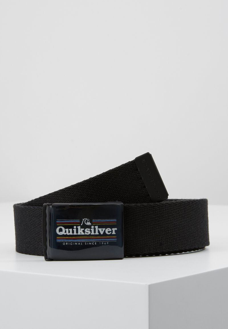 Quiksilver - IMABUCKLE YOUTH - Belt - black
