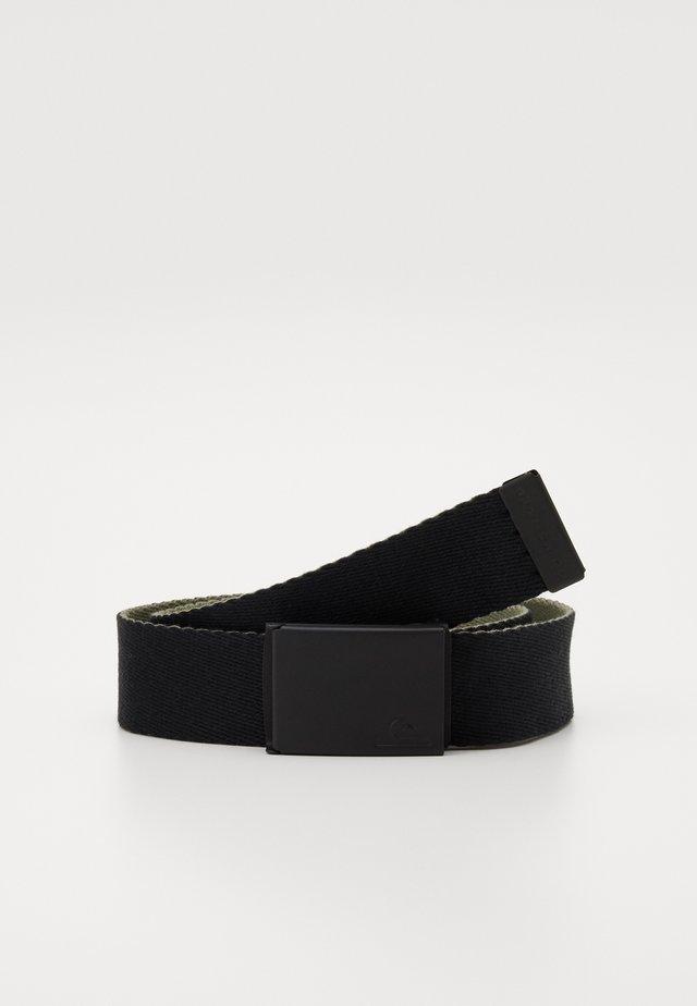 THE JAM YOUTH - Cintura - black
