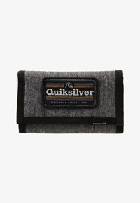 Quiksilver - THE EVERYDAILY PATCH YOUTH - Portefeuille - dark grey heather - 1