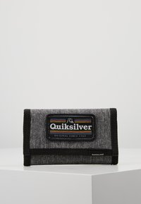 Quiksilver - THE EVERYDAILY PATCH YOUTH - Portefeuille - dark grey heather - 0