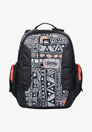 SCHOOLIE YOUTH - School bag - white