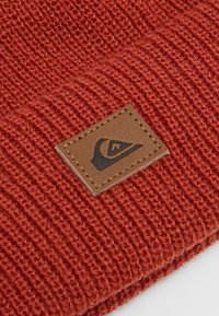 Quiksilver - PERFORMED YOUTH - Muts - barn red - 2