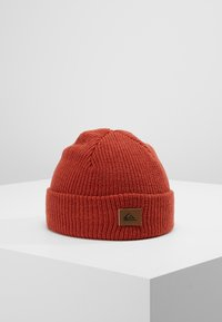 Quiksilver - PERFORMED YOUTH - Muts - barn red - 0