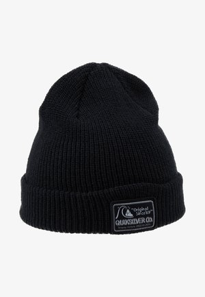 PERFORMED PATCH YOUTH - Bonnet - black
