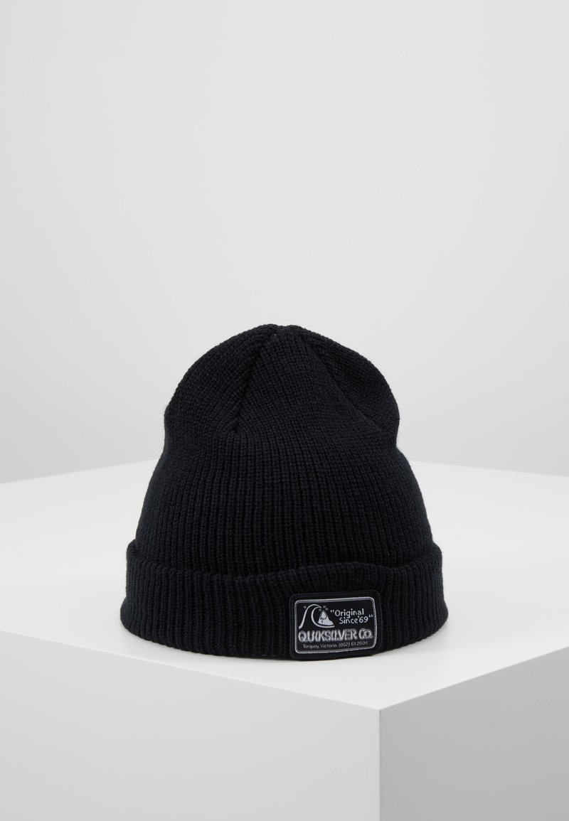 Quiksilver - PERFORMED PATCH YOUTH - Mütze - black