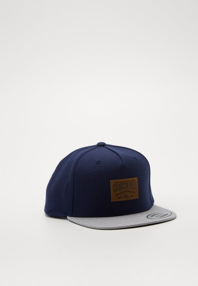 BILLSIDE YOUTHHDWR - Cap - navy blazer