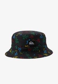 Quiksilver - TURN BURNER HATS - Klobouk - black - 1