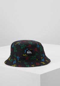 Quiksilver - TURN BURNER HATS - Klobouk - black - 0