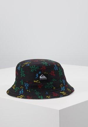 TURN BURNER HATS - Hattu - black