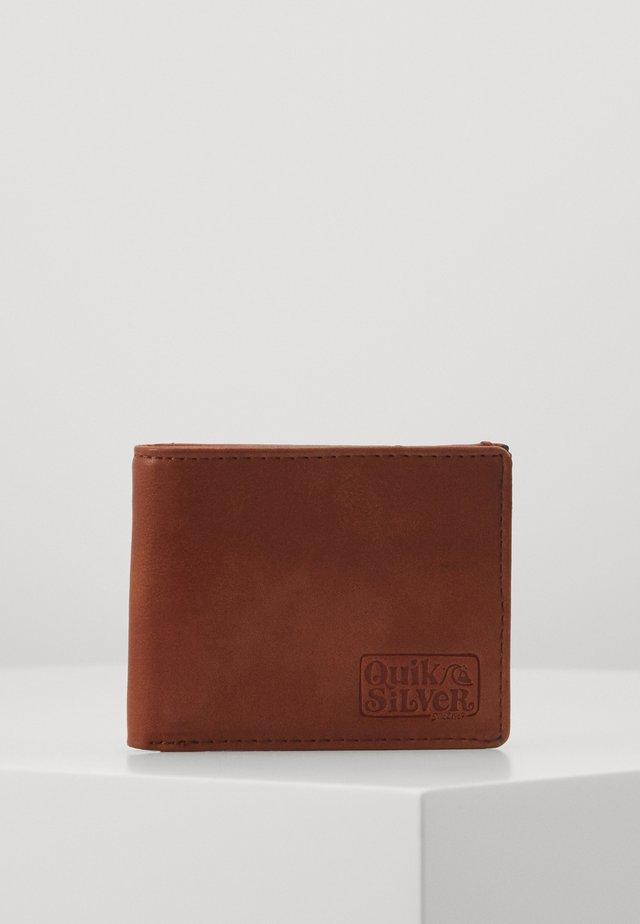 SLIM FOLDER - Plånbok - natural