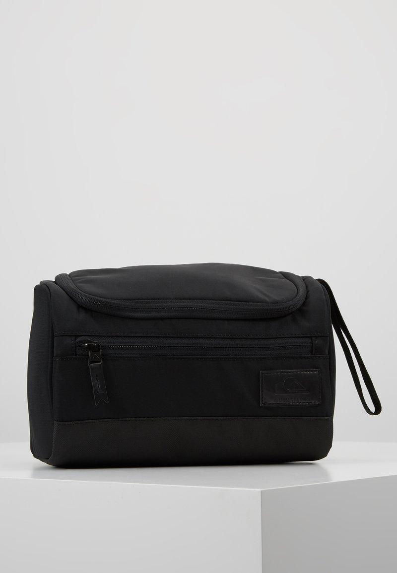 Quiksilver - CAPSULE  - Wash bag - black