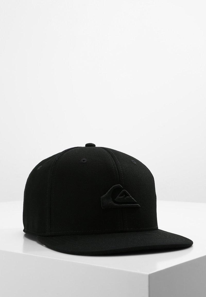 Quiksilver - CHOMPER - Casquette - black