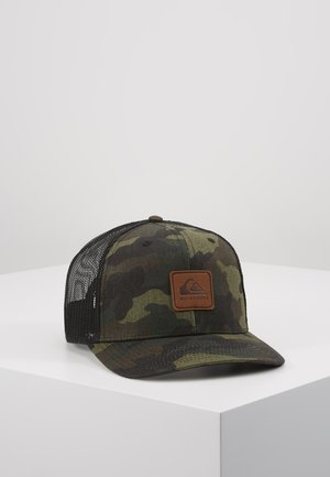 EASY DOES IT - Gorra - khaki/brown/black