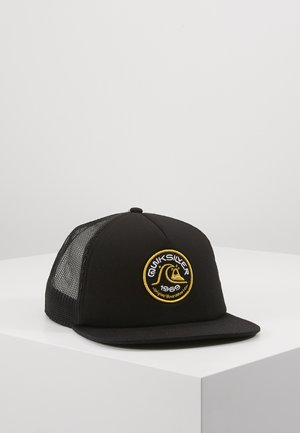 BROACHER  - Caps - black