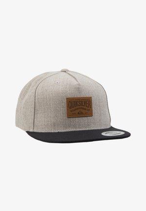 BILLSIDE HDWR - Cap - medium grey heather