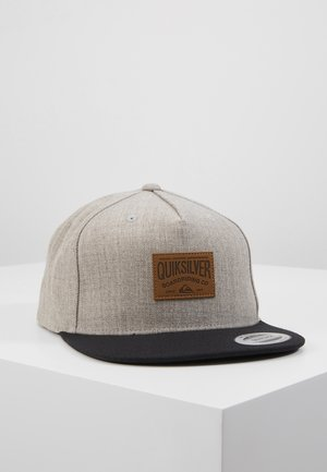 BILLSIDE HDWR - Cap - medium grey heather