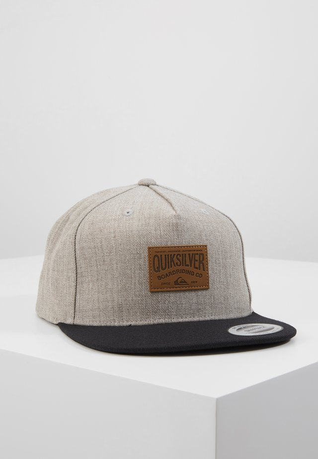 BILLSIDE HDWR - Cappellino - medium grey heather