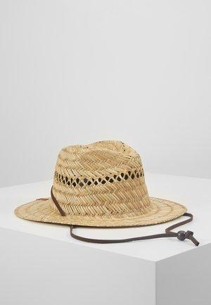 JETTYSIDE HATS - Sombrero - natural