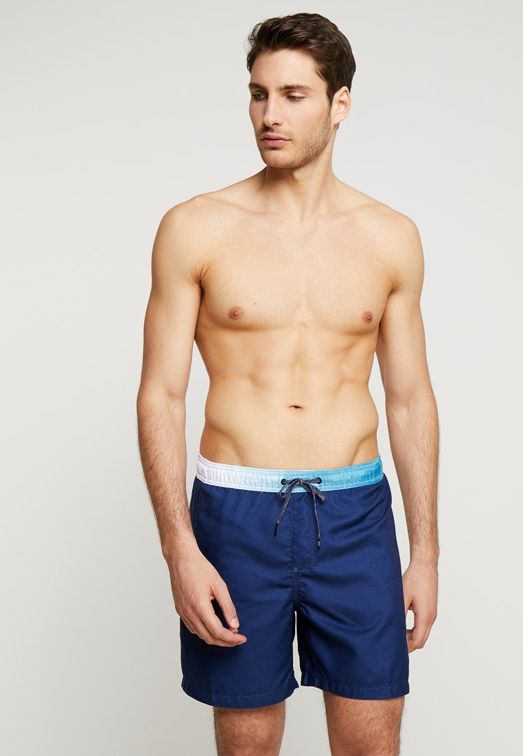 Quiksilver - Swimming shorts - medieval blue