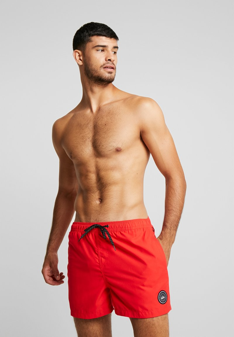 Quiksilver - EVERYDAY - Swimming shorts - high risk red
