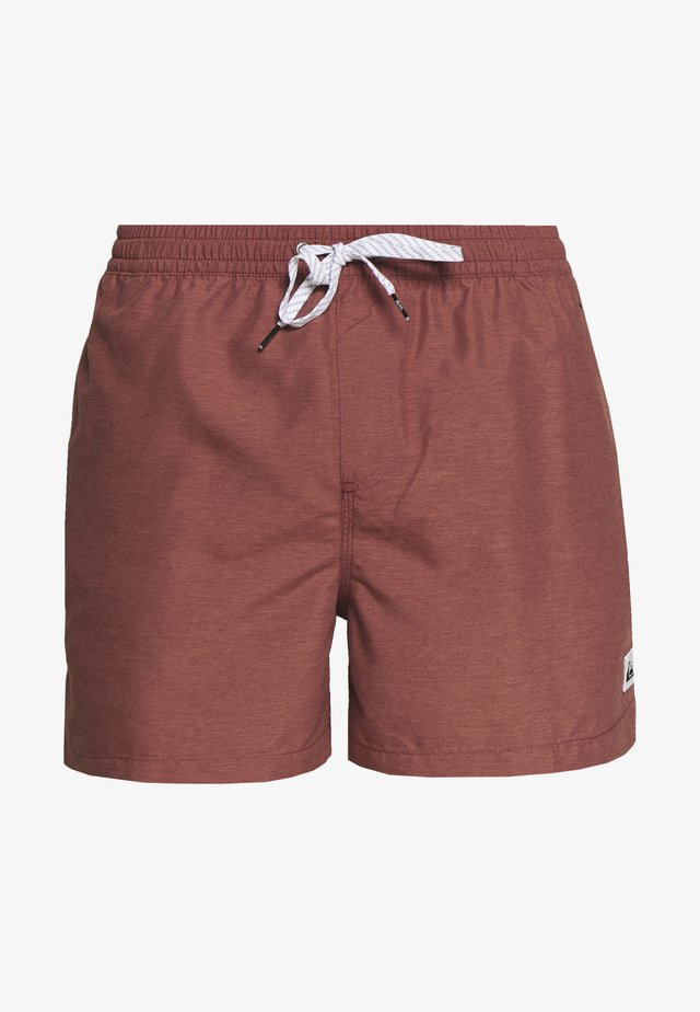 EVERYDAY VOLLEY - Badeshorts - apple butter heather