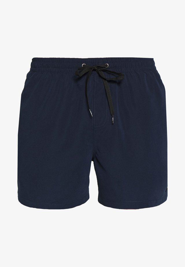 EVERYDAY VOLLEY - Shorts da mare - navy blazer